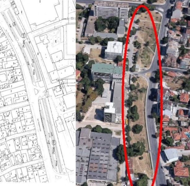 Имот за разширението нa Пещерско шосе отива на търг за 10 години, ще правят паркинг