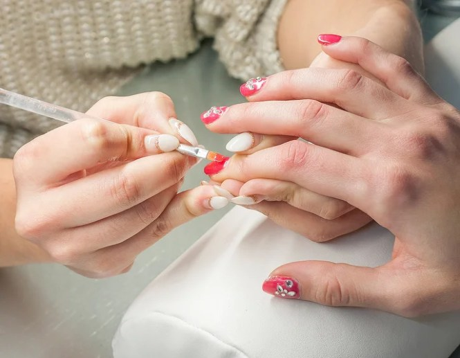 Gel Nail Extensions South London Best Image 2017