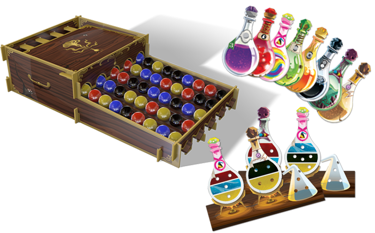 Image result for potion explosion