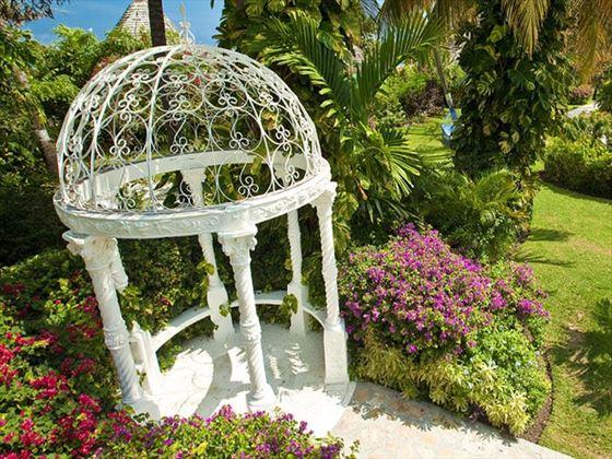beach chairs uk grey slipper chair sandals grande antigua resort & spa, antigua, caribbean wedding - tropical sky