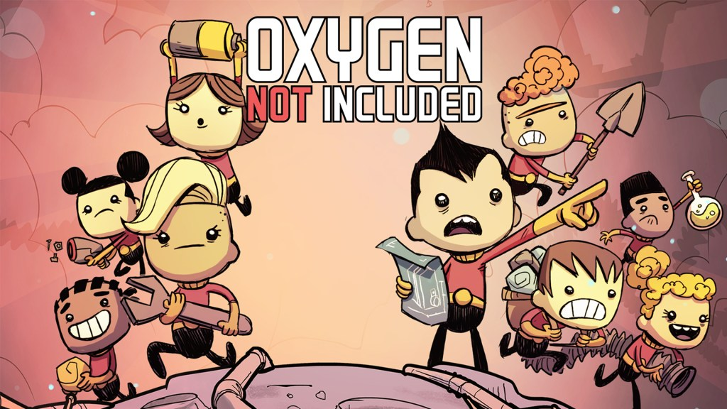 Oxygen Not Included: DLC Spaced Out Italiano