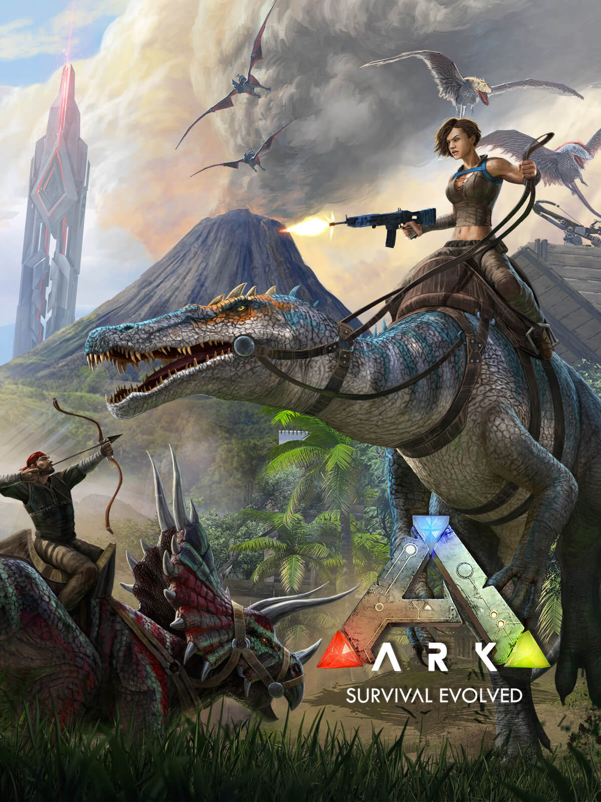 Ark Survival Evolved Gratuit : survival, evolved, gratuit, Survival, Evolved