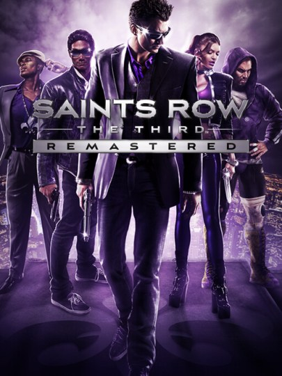 Saint's Row The Third Remastered - Saints Row®: The Third™ Remastered