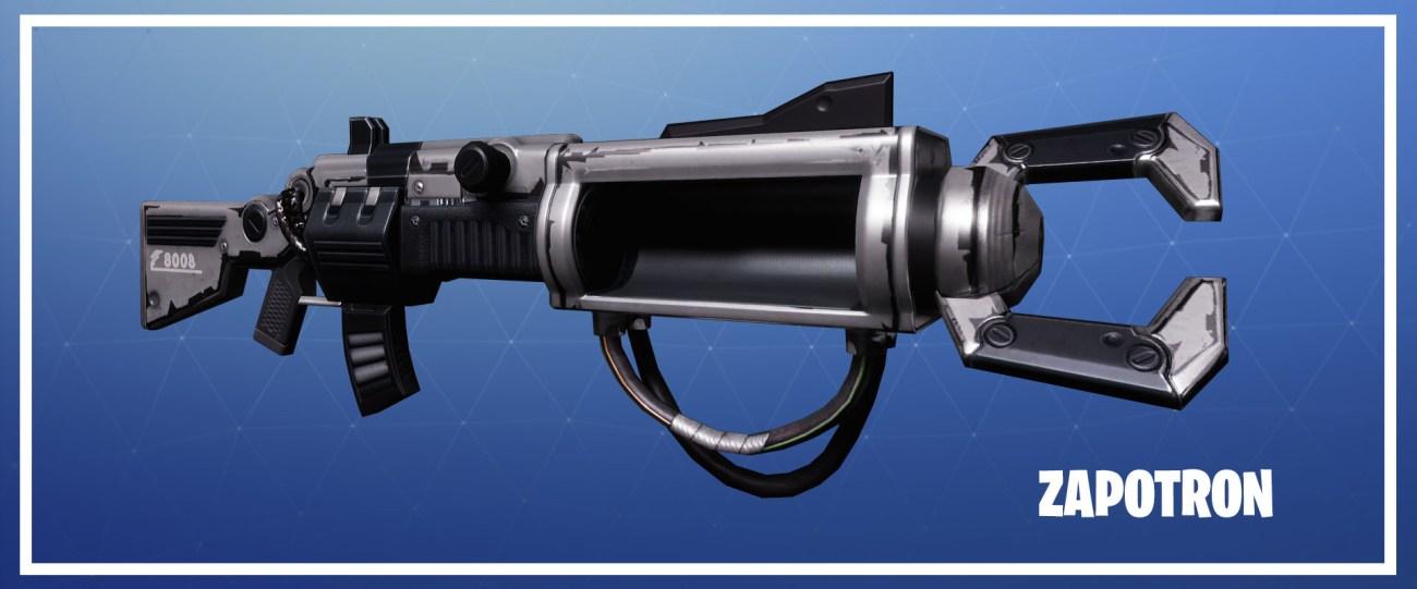 Fortnite sturmgewehr mit zielfernrohr