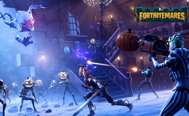 Fortnitemares Update 1 8 Patch Notes