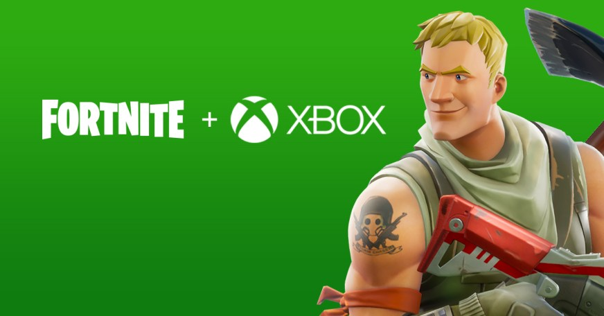 Xbox Cross-Platform Play Coming to Fortnite!