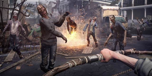 Skydance Interactive shows how it injected VR physicality and melee combat  in The Walking Dead: Saints & Sinners - Unreal Engine