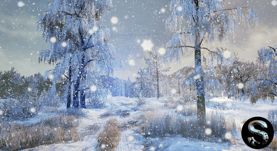 Christmas Wallpaper Gif Animations Environments