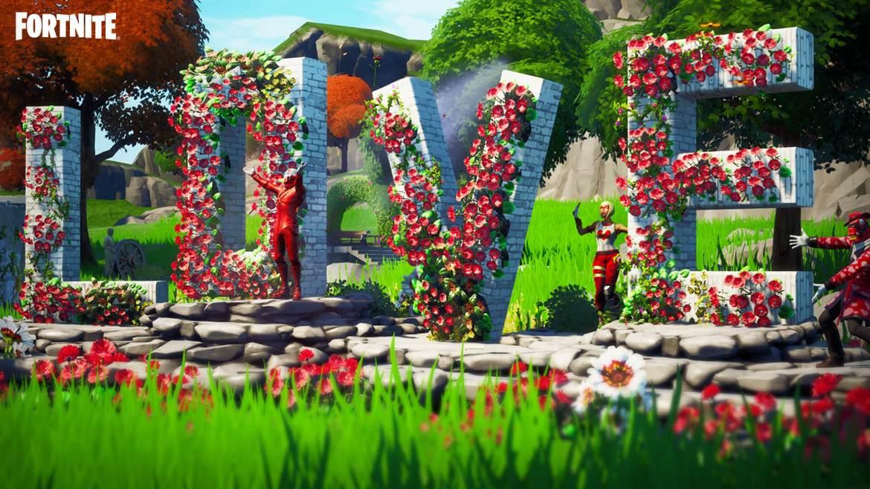 Fortnite Creative Valentine's Featured Hub