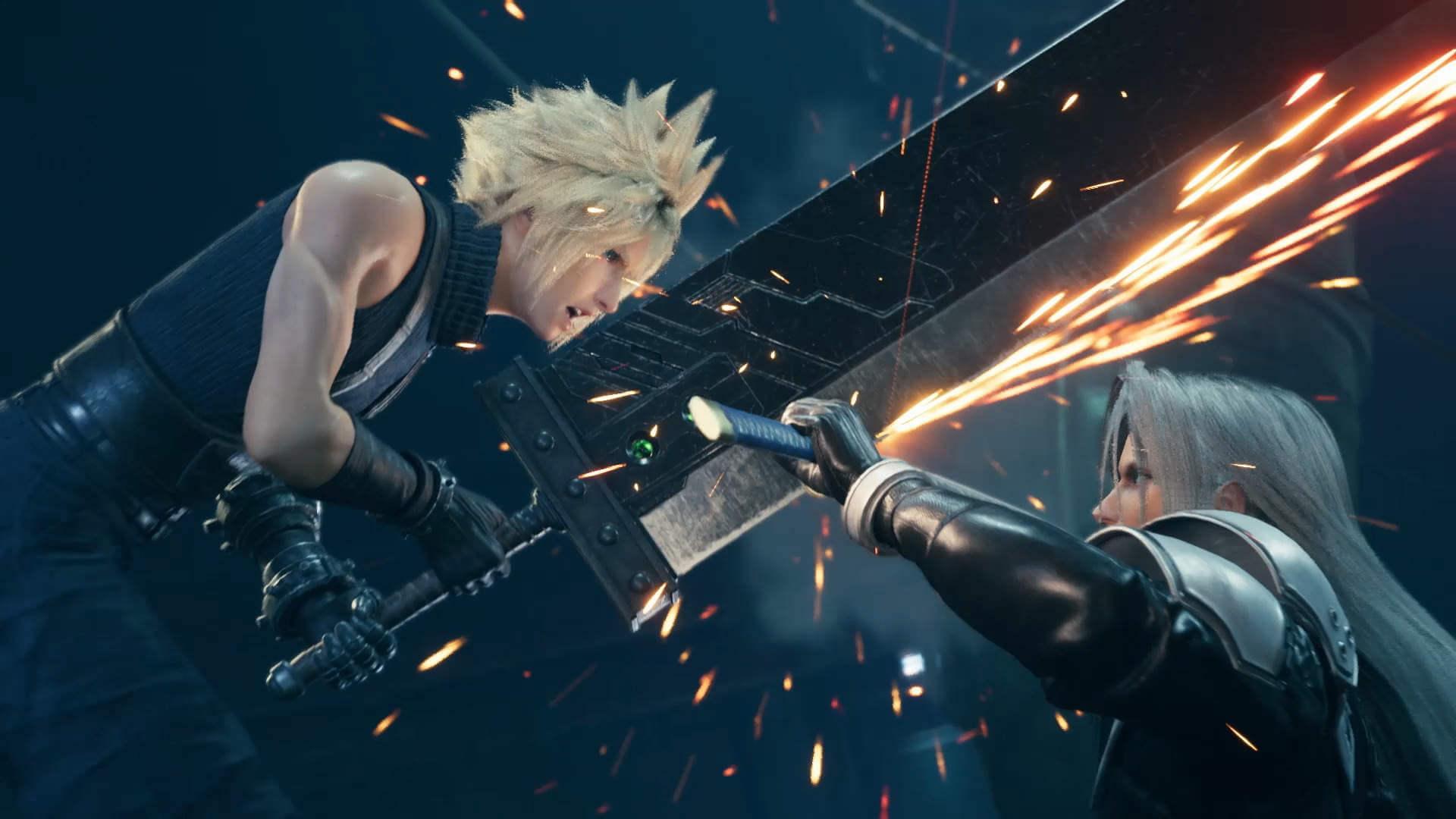 史克威爾艾尼克斯用虛幻引擎重制《最終幻想7》 - Unreal Engine
