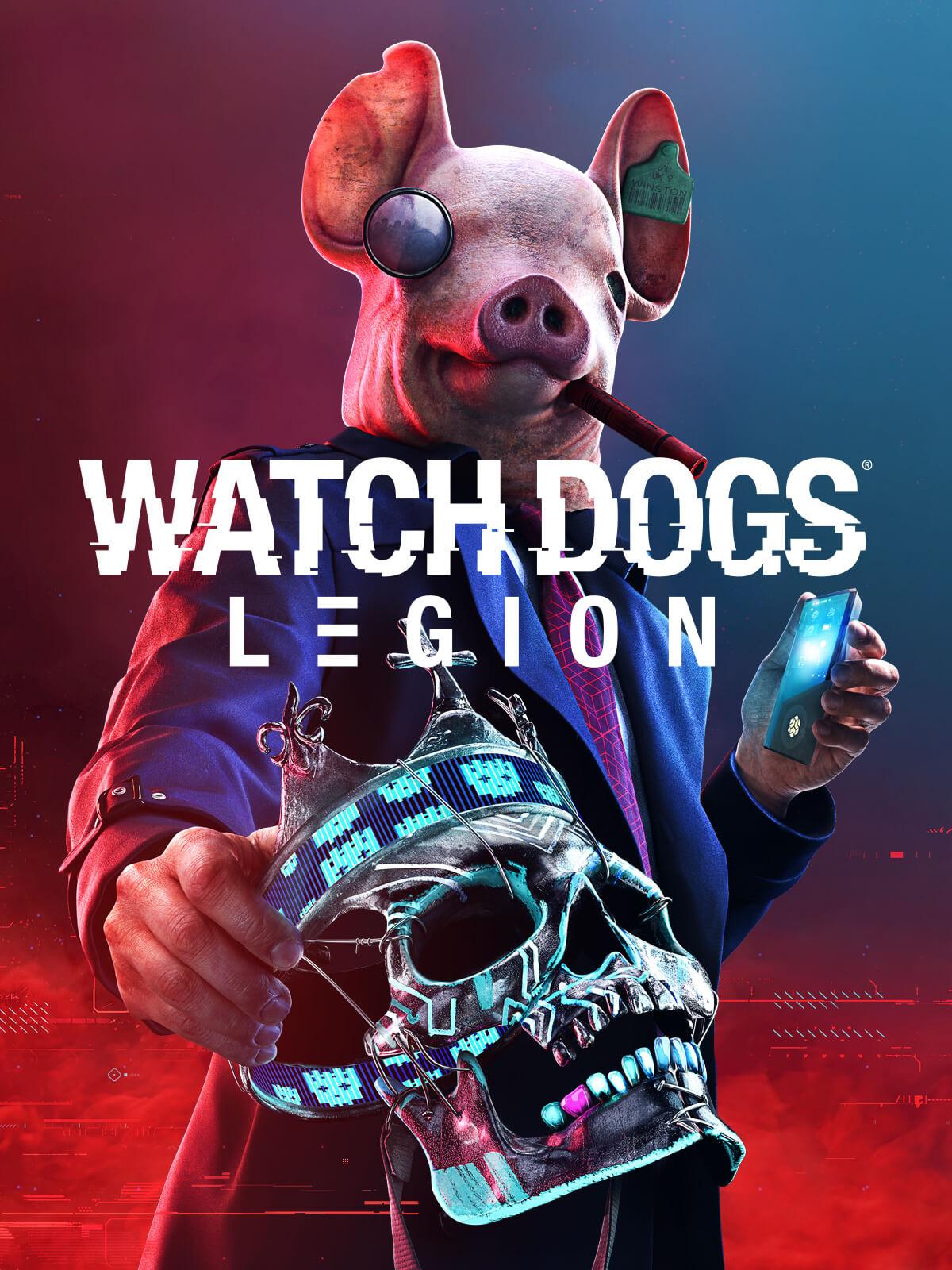 Dog With Fortnite Hat : fortnite, Watch, Dogs:, Legion