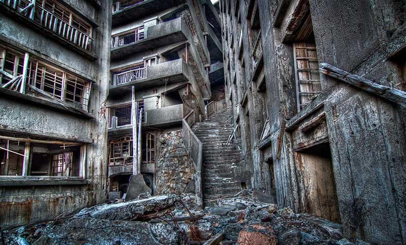 Los 24 Lugares Abandonados Más Espectaculares Del Mundo