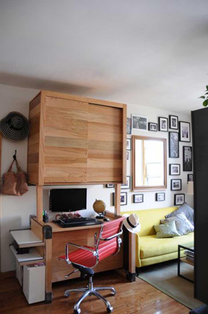 12 ideas de diseo para espacios reducidos  Upsocl