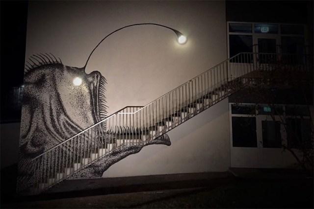 anglerfish-stair-steps-skurk-bergen-norway-1