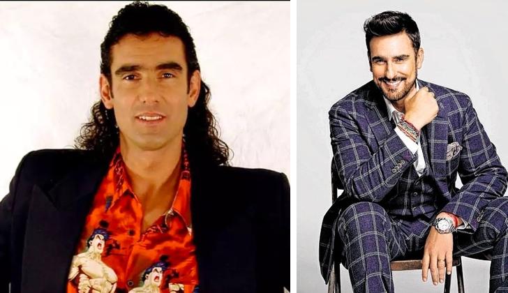 """pedro escamoso - 10 """"antes y después"""" de actores que participaron en telenovelas latinas. Se ganaron nuestro cariño"""