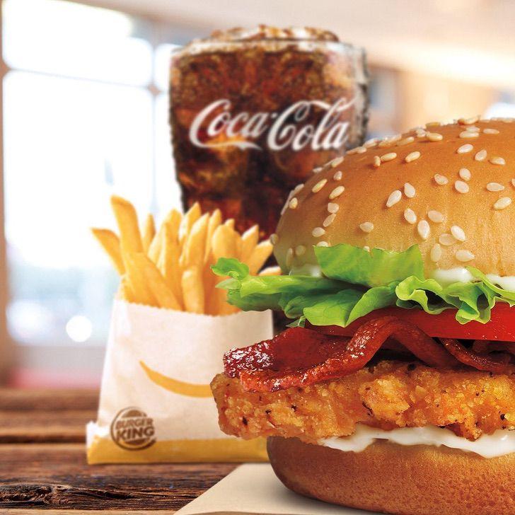 hamburguesas jk0003 - Ahora podrás ordenar tu Burger King usando Whatsapp. Una hamburguesa a tu puerta en un solo mensaje