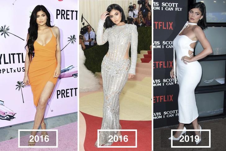 9 32 - Estos son los mejores y peores looks de las Kardashian durante los últimos años. ¡Vaya evolución!