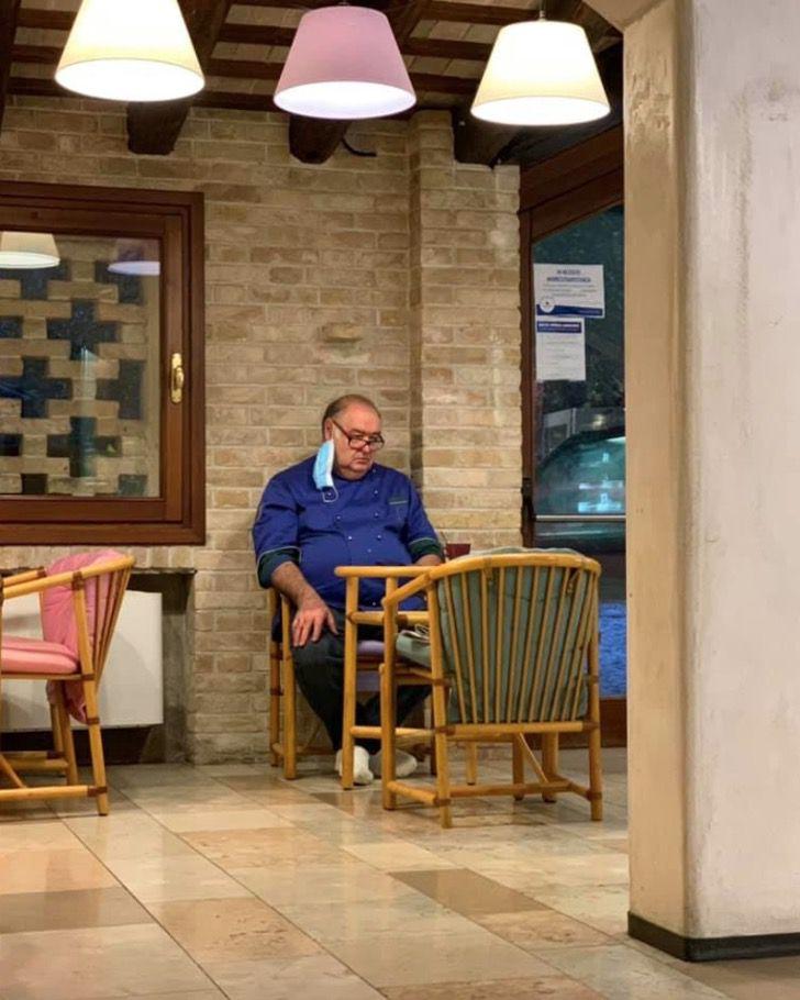 """Captura de Pantalla 2020 10 27 a las 13.07.41 - """"Este es el golpe final"""": Chef quedó desolado al ver su restaurante en quiebra por la pandemia"""