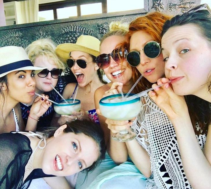 famosos vacaciones juntos5 - 18 fotos de famosos que salieron de vacaciones con otras celebs. Los Jonas ni se separan