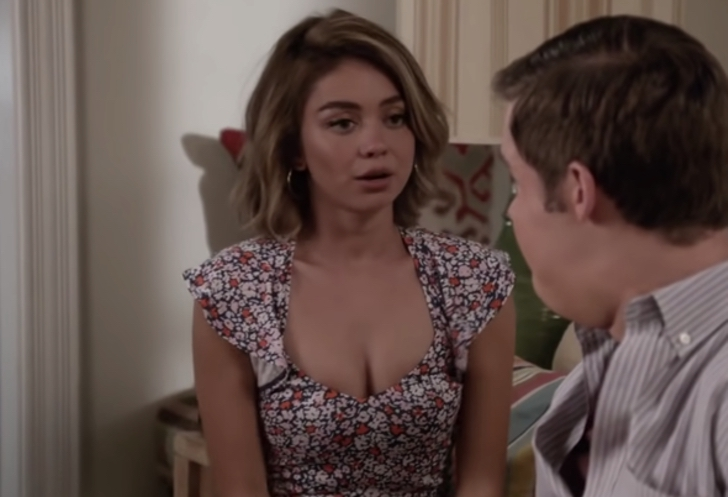 13 5 - 22 mejores y peores cortes de pelo en las series de tv. Sabrina lucía elegante con su melena