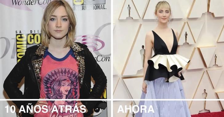 18 7 - Así han cambiado estas 30 celebridades en solo 10 años. Zendaya ya no es una niña