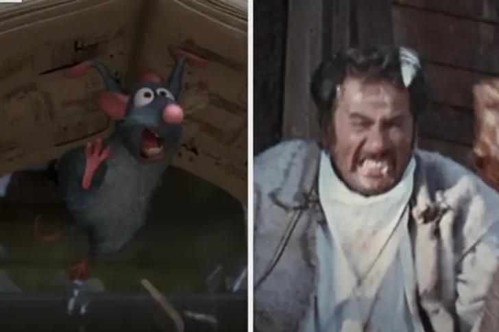 4 39 - 14 veces en que las películas de Pixar hicieron graciosas referencias a otras películas famosas