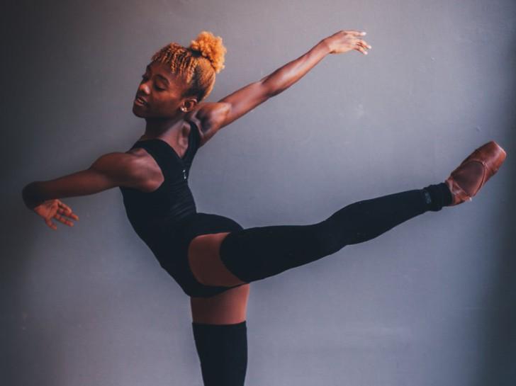 ballet 3 - Bailarín promesa del ballet desafía las normas de género en la danza. No le importan los prejuicios