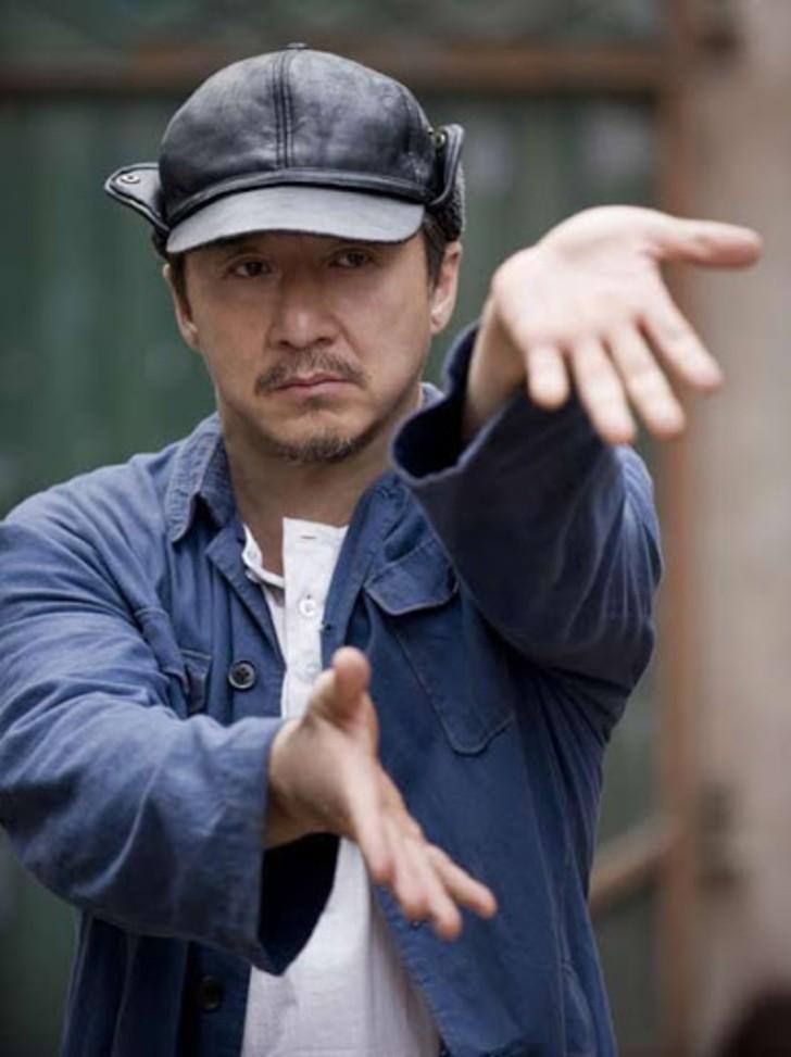 """chan 3 - Jackie Chan no será considerado para actuar en """"Cobra Kai"""". Su Karate Kid no es parte del universo"""