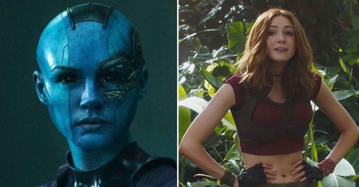 """15 - 15 actores que fueron todo unos """"camaleones"""" en Hollywood. Johnny Depp ocultó su belleza"""