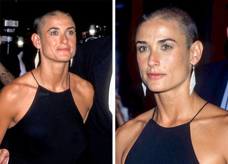 famosas pelo muy corto2 - 13 veces que las famosas se cortaron demasiado el pelo. A Halsey le queda perfecto