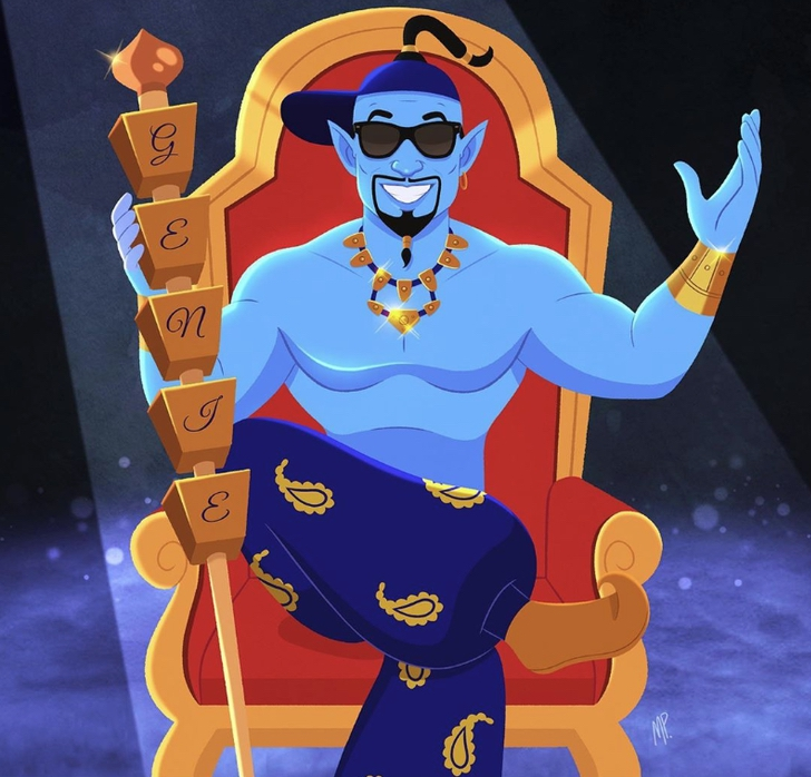 4 30 - Artista convierte a 10 famosos en idénticas caricaturas. Sandra Bullock tiene su misma expresión