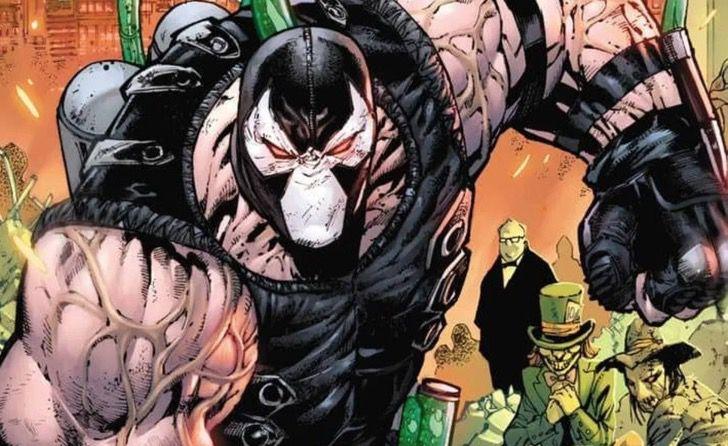 "batman warner bane mascara dccomic dolor pelicula0003 - Un recuerdo del dolor: Revelan lo que llevó a Bane a usar máscara en ""Batman: The Dark Knight Rises"""