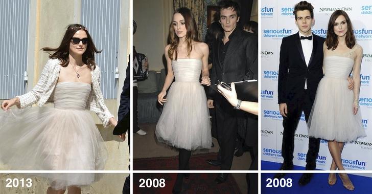 8 50 - 10 famosas que desempolvaron sus antiguos vestidos de novia y los volvieron a usar