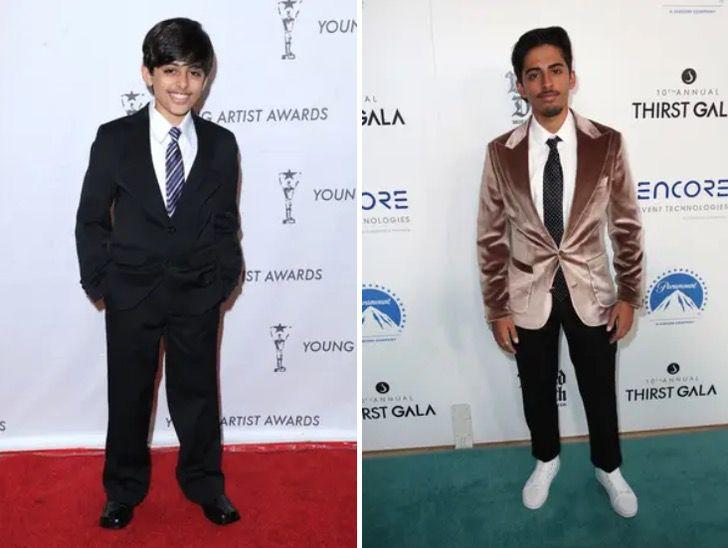 famosos diez años11 - 18 jóvenes famosos que ya crecieron y cambiaron completamente su apariencia en 10 años