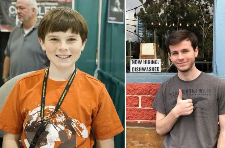 famosos diez años7 - 18 jóvenes famosos que ya crecieron y cambiaron completamente su apariencia en 10 años