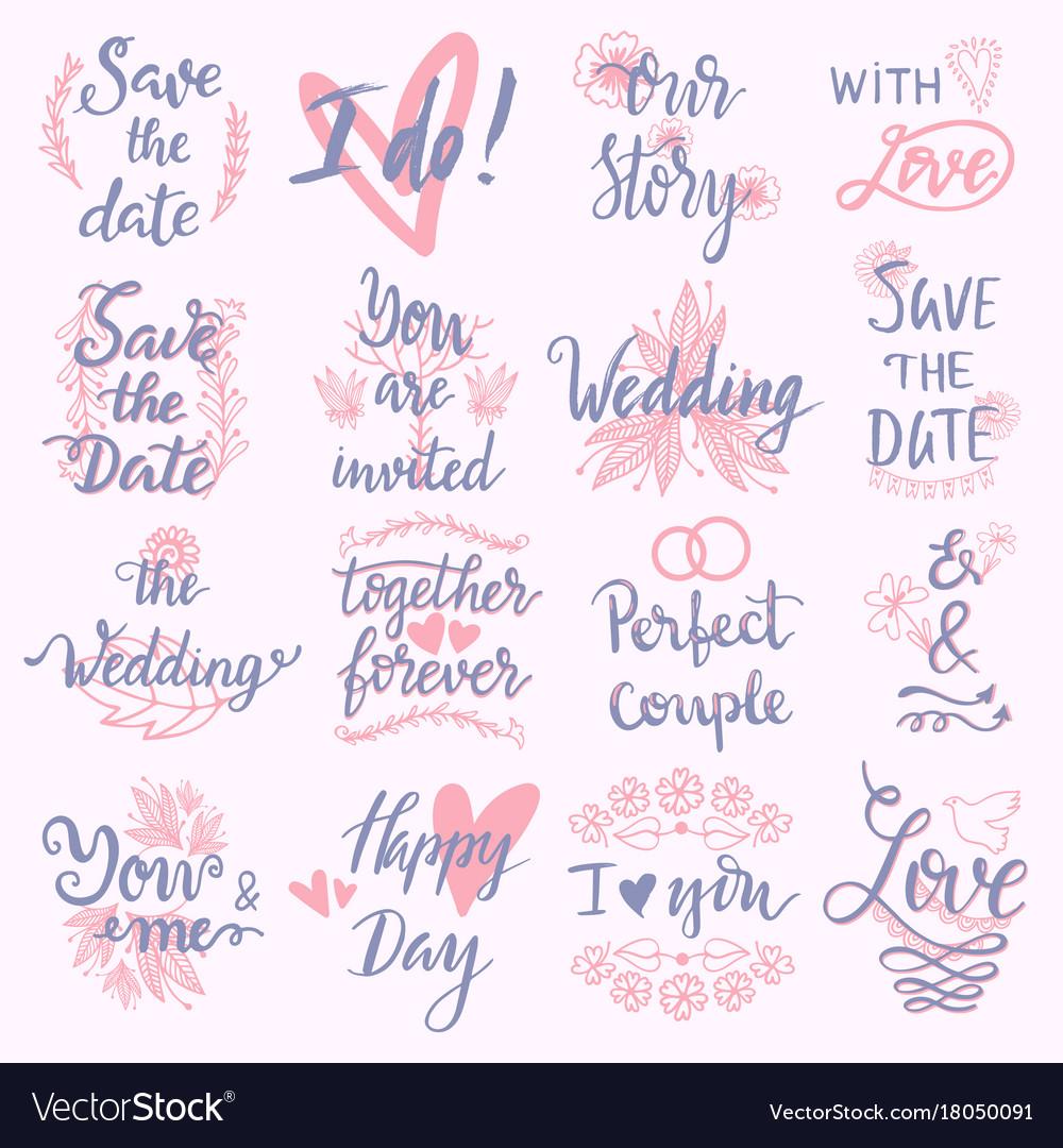 wedding phrases | Invitationjdi.co