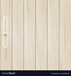 Wood background texture of light brown beige Vector Image