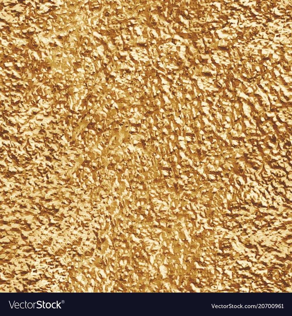 crumpled gold foil seamless