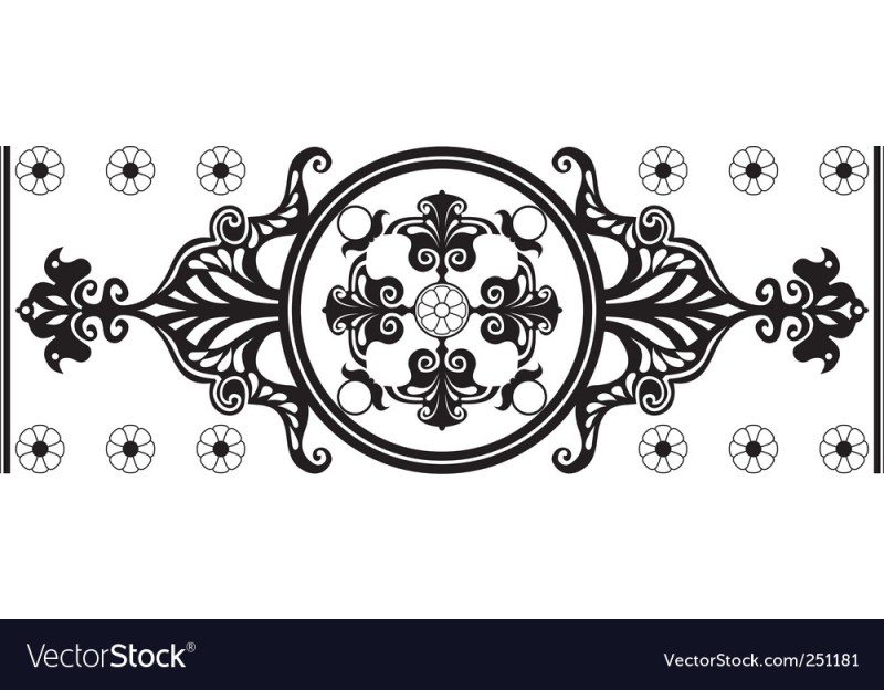 Ornament Royalty Free Vector Image