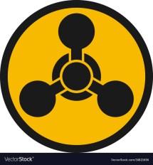 Carbon Monoxide Alarm Triangular Chemical Of