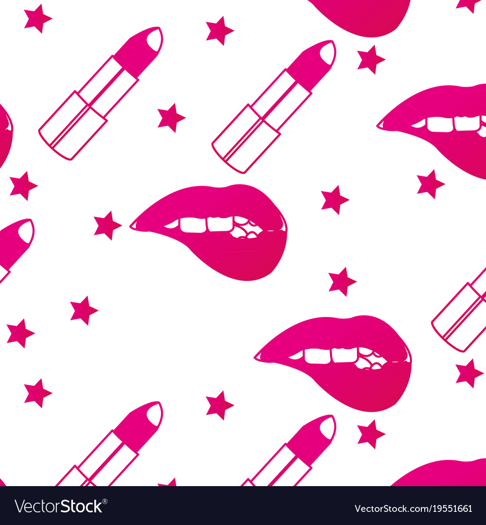 lipstick and mouth background