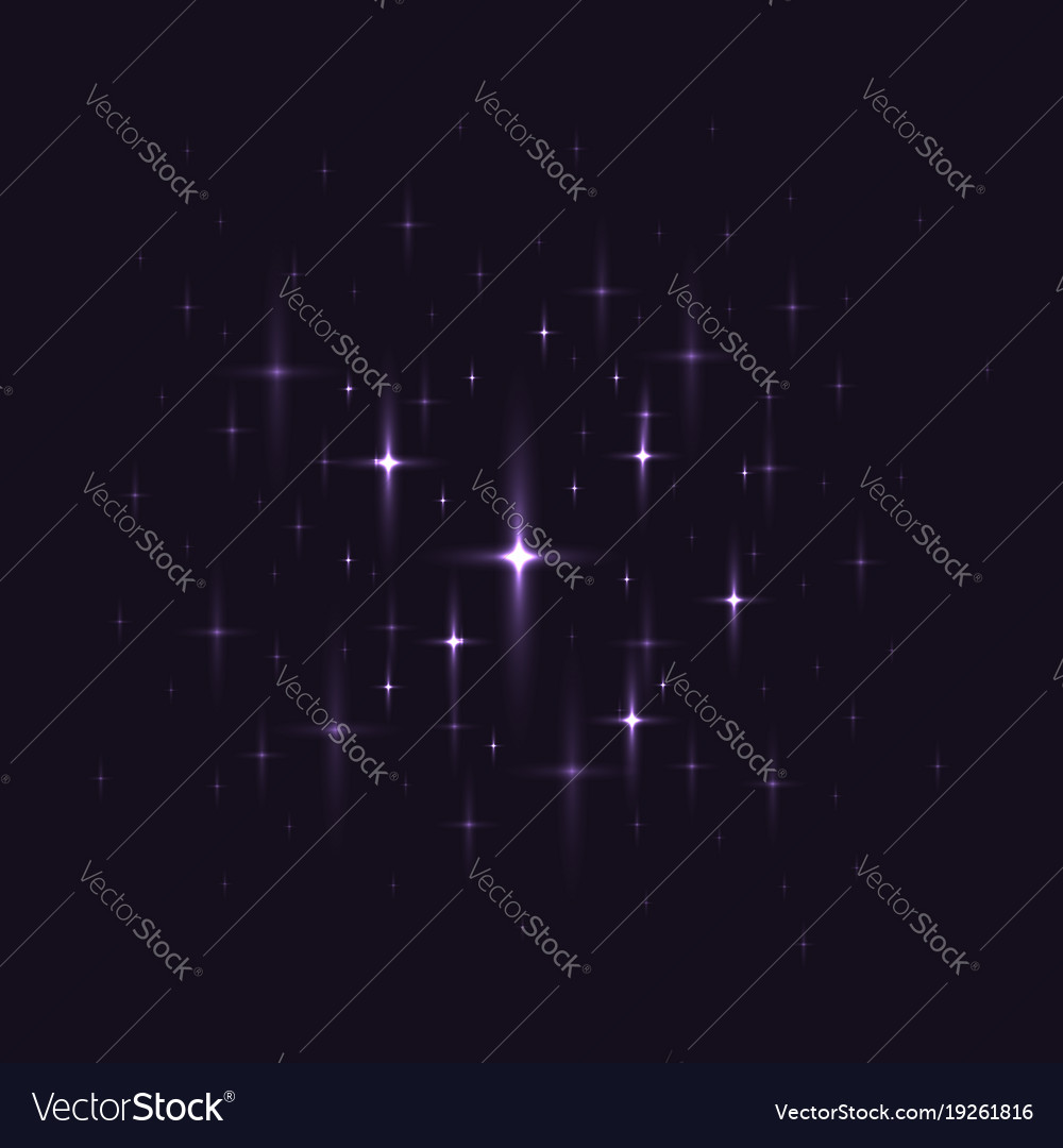 black background with night