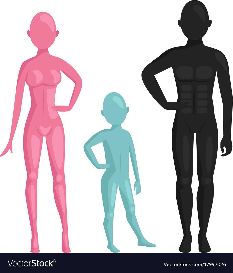dummy mannequin model poses