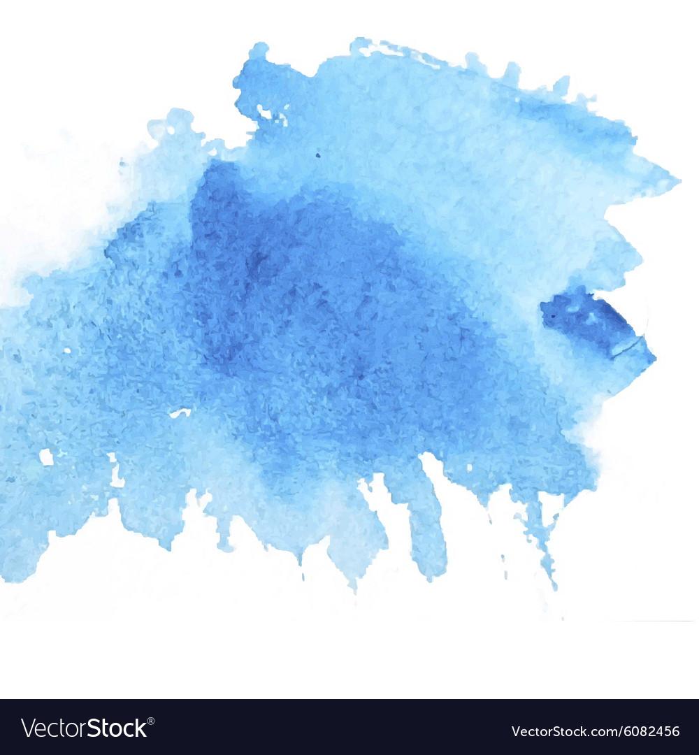 spot watercolor