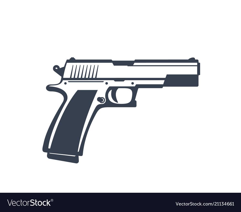 semi automatic pistol handgun