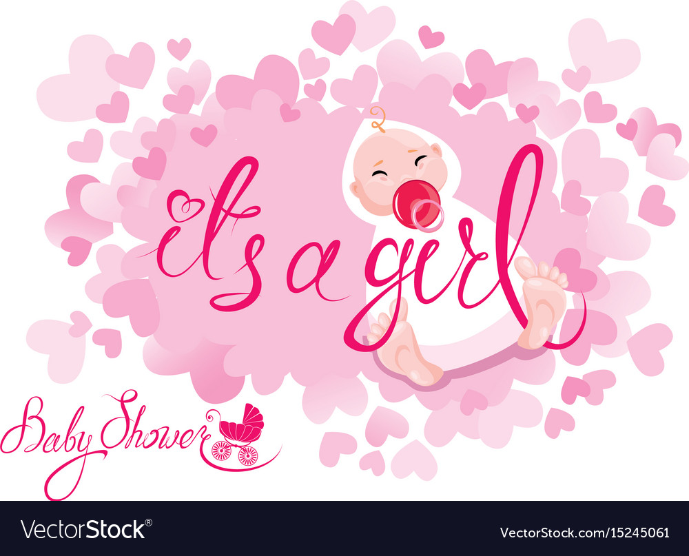 baby shower its a