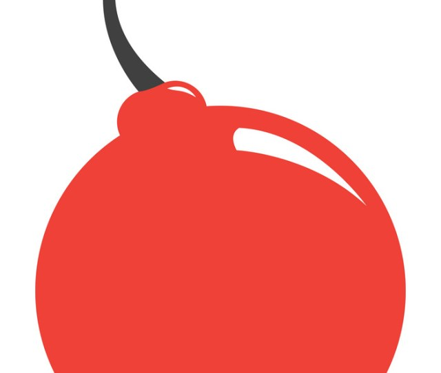 Cute Cherry Bomb Vector Image