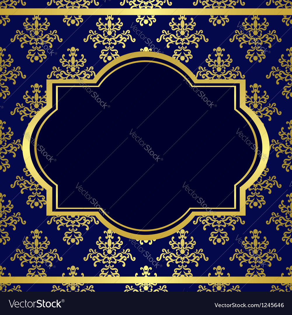 dark blue background with