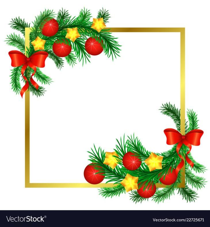 Christmas Tree Sprigs