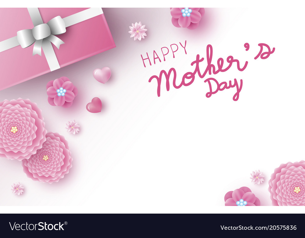 mothers day banner design